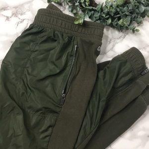 Pants - Army Green Sweat Pants